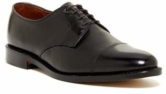 Allen Edmonds Riverside Cap Toe Blucher - Extra Wide Width Available $395 thestylecure.com