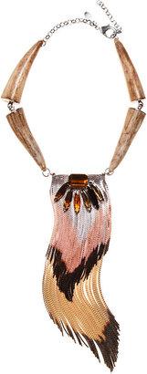 Iosselliani Horn Necklace