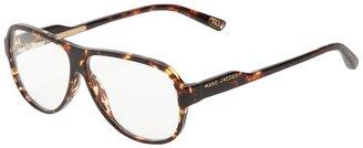 Marc Jacobs aviator frame glasses