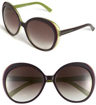 Alexander McQueen Oversized Sunglasses
