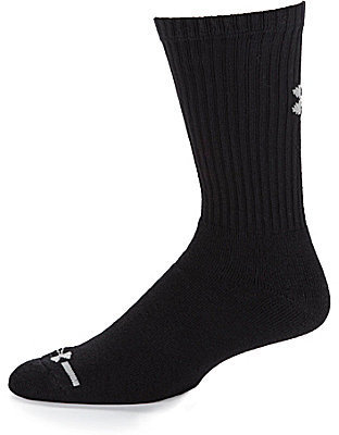 Under Armour Crew Socks 6-Pack