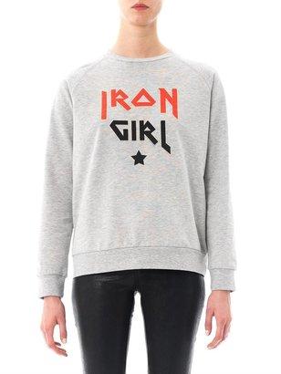 Rika Marlon Iron Girl sweatshirt