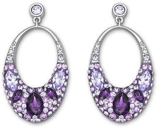 Swarovski Vividness Pierced Earrings