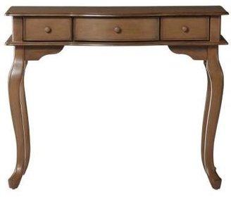 Home Decorators Collection 39 in. W Emilee Heritage Oak Vintage Vanity