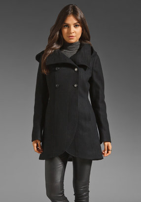 Soia & Kyo Belinda Double Breasted Coat