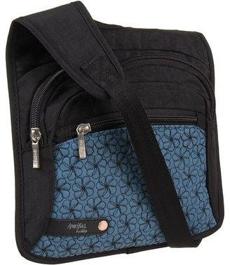 AmeriBag AmeriBag, Inc. - Jazzmin Cross Body (Horizon Blue) - Bags and Luggage