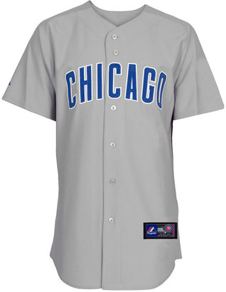 Majestic Men's Chicago Cubs Blank Replica Jersey