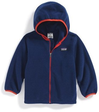 Patagonia 'Synchilla®' Cardigan (Toddler)
