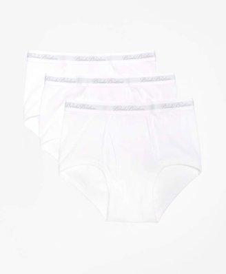 Brooks Brothers Supima® Cotton Brief - Three Pack