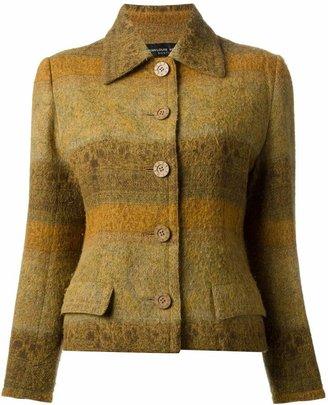 Jean Louis Scherrer Pre-Owned skirt suit
