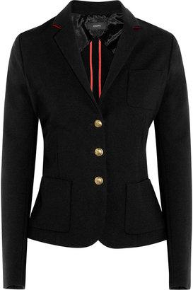 Joseph College jersey blazer