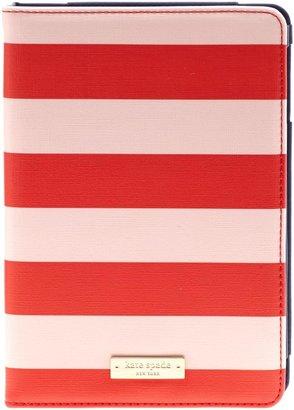 Kate Spade Port Stripe Mini iPad Folio