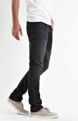 Bullhead Denim Co Dillon Skinny Bruised Indigo Jeans