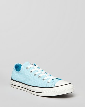 Converse Sneakers - Cotton Washed Neon