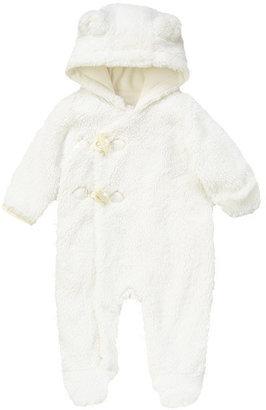 Gymboree Snow Bunny Faux Fur One-Piece