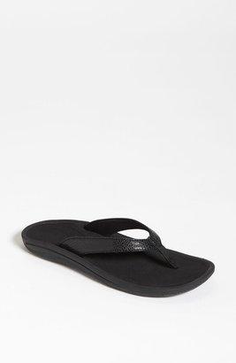 OluKai 'Kulapa Kai' Thong Sandal