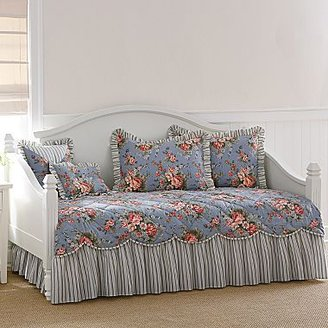JCPenney Floral Daybed Cover & Accessories