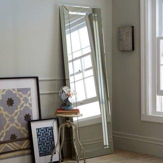 west elm Parsons Floor Mirror – Mirrored