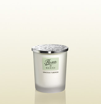Gucci Flora By Gracious Tuberose Scented Candle