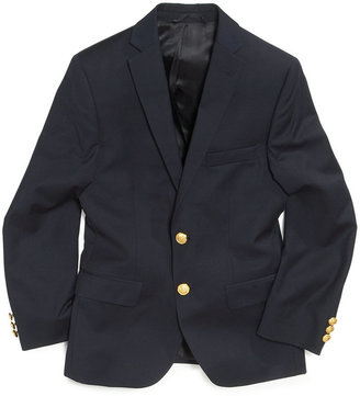 Lauren Ralph Lauren Husky Boys' Solid Blazer $110 thestylecure.com