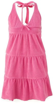 Greendog Girls Terry Coverup Dress