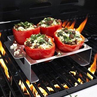 Sur La Table Stuffed Veggie and Fruit Grill Rack