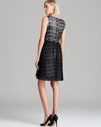 French Connection Dress - Glazed Lace