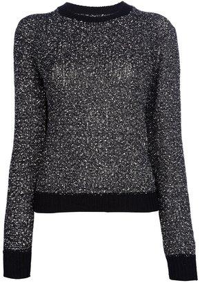 Laurence Dolige 'Poudre Noir' sweater