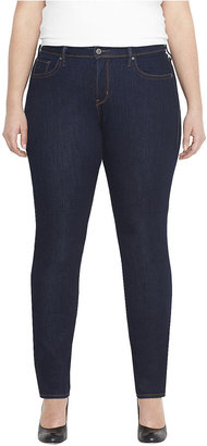Levi's 512 Perfectly Shaping Skinny Jeans - Plus Short