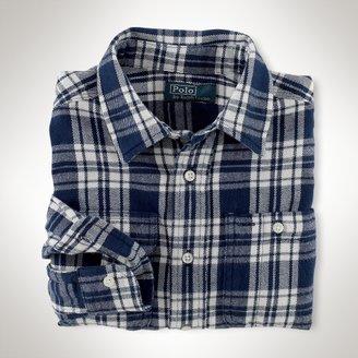 Long-Sleeved Matlock Shirt