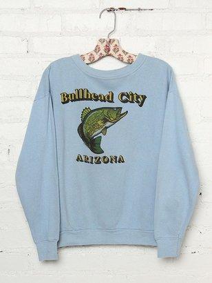 Free People Vintage Bullhead City, Arizona Graphic Pullover