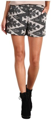Twelfth St. By Cynthia Vincent by Cynthia Vincent Pleated Front Short Women's Shorts