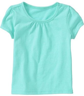 Old Navy Ruched Jersey Tees for Baby