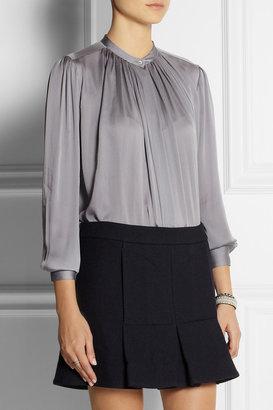 Vanessa Bruno Silk-satin blouse