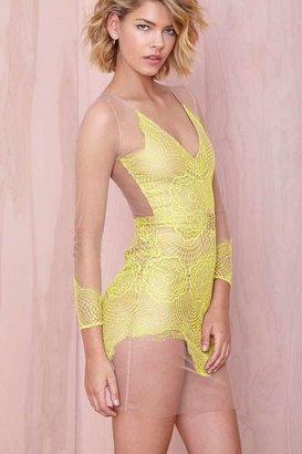 Nasty Gal For Love and Lemons Antigua Mini Dress