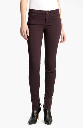 Vince Zip Ankle Skinny Pants