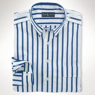 Polo Ralph Lauren Big & Tall Classic Bold Stripe Workshirt