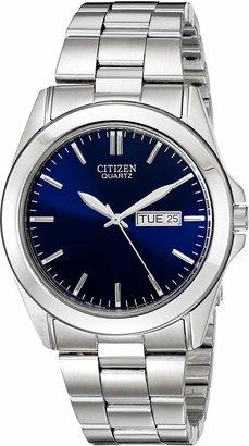 Citizen Men's BF0580-57L Quartz Watch in Stainless Steel