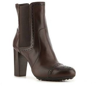 Tod's Leather Bootie