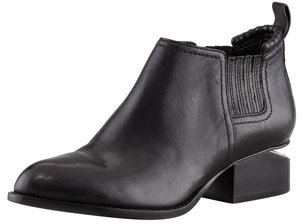 Alexander Wang Kori Tumbled Leather Oxford