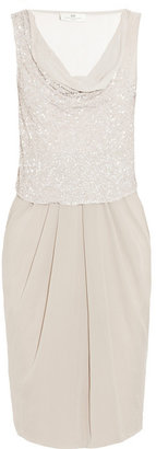 DAY Birger et Mikkelsen Sequined silk-chiffon dress