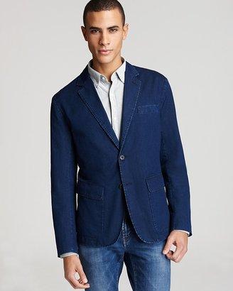 Lacoste Lightweight Cotton Blazer