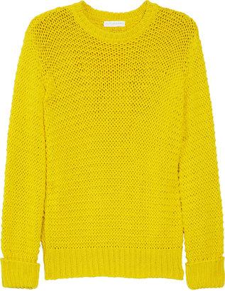 Altuzarra Outboard chunky-knit cotton sweater