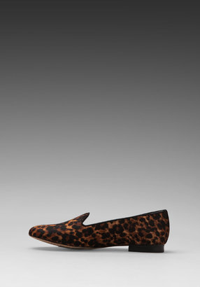 Vince Camuto Edmonton Loafer with Calf Hair