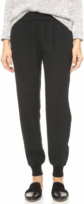 Joie Mariner Pants $168 thestylecure.com