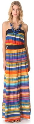 T-Bags Tbags los angeles Necklace Maxi Dress