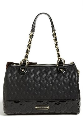 Betsey Johnson 'Will You Be Mine' Satchel