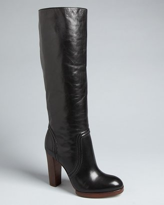 KORS Tall Platform Boots - Aila