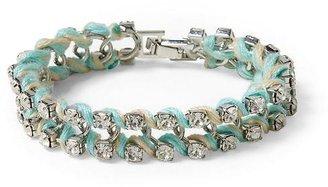 Juicy Couture Tinley Road Seafoam Friendship Bracelet