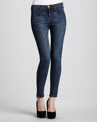 Current/Elliott The High-Waist Skinny Townie Jeans